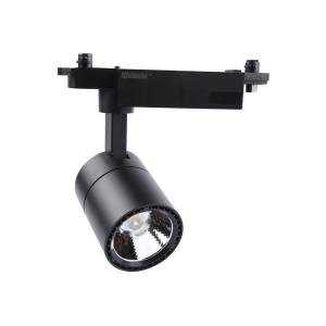 KRISBOW LAMPU LED SPOTLIGHT COB 15W - HITAM