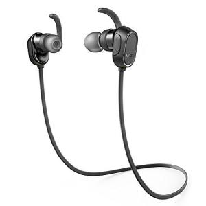 ANKER SOUNDBUDS SPORT EARPHONE - HITAM