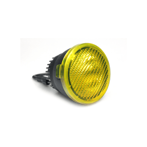 LAMPU PENERANGAN MOBIL TAMBAHAN LED 25 W - KUNING