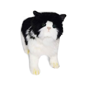 HANSA DOMESTIC CAT 46 CM - HITAM