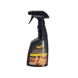 MEGUIARS RICH LEATHER SPRAY GOLD CLASS - 15 OZ