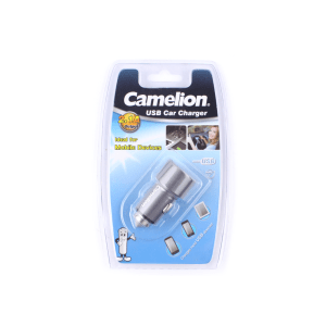 CAMELION CHARGER MOBIL 2,1 A