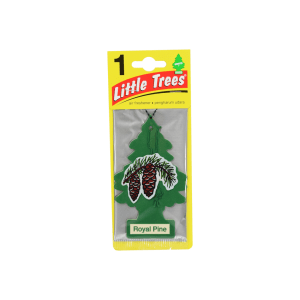 LITTLE TREES PENGHARUM MOBIL - TREEROYALPINE