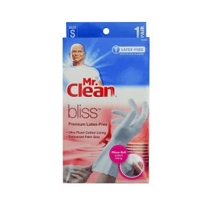 MR.CLEAN BLISS SARUNG TANGAN BEBAS LATEX UKURAN S