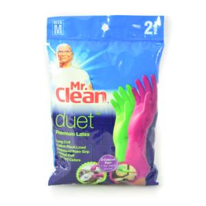 MR.CLEAN DUET SARUNG TANGAN UKURAN M 2 PCS