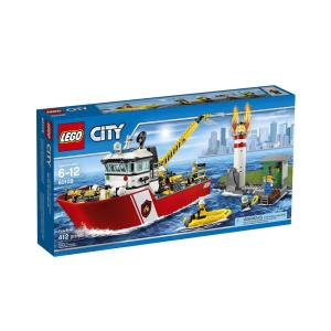 LEGO FIRE BOAT 60109