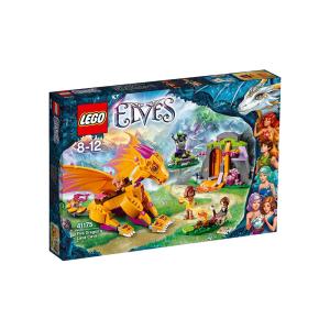 LEGO FIRE DRAGONS LAVA CAVE 41175