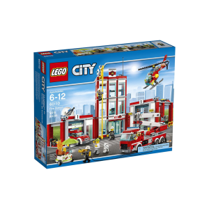 LEGO FIRE STATION 60110
