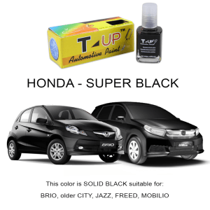 T-UP CAT OLES PENGHILANG GORESAN HONDA - SUPER BLACK