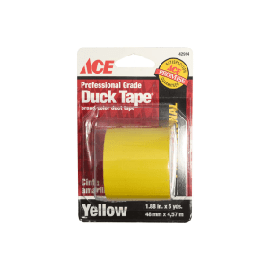SELOTIP DUCK TAPE 48 MM X 4,57 M - KUNING