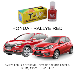 T-UP CAT OLES PENGHILANG GORESAN HONDA - RALLYE RED