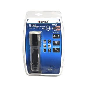 BENEX SENTER LED 5.25W - HITAM