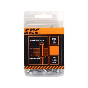 SRC PAKU KELING 5/32 X 1/2 100 PCS