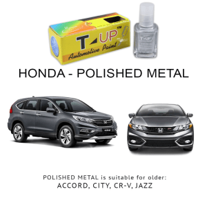 T-UP CAT OLES PENGHILANG GORESAN HONDA - POLISHED METAL