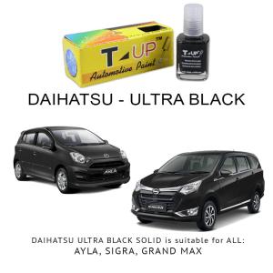 T-UP CAT OLES PENGHILANG GORESAN DAIHATSU - ULTRA BLACK