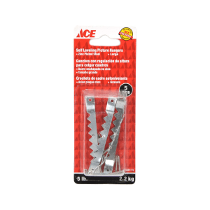 ACE SELF LEVELING HANGERS 2.2 KG 5 PCS