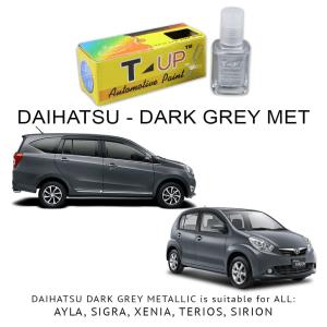 T-UP CAT OLES PENGHILANG GORESAN DAIHATSU - DARK GREY MET