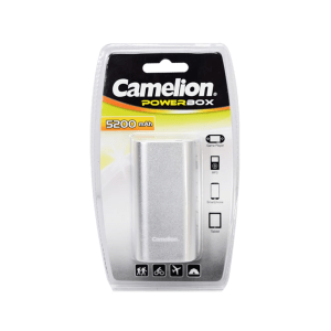 CAMELION POWER BANK 5.200 MAH - SILVER