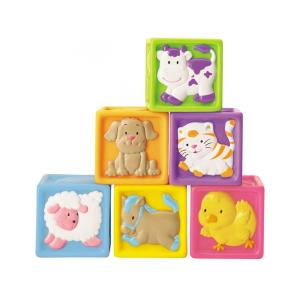 REDBOX BABY SOFT CUBES 6 PCS