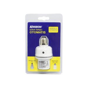 KRISBOW SOKET LAMPU OTOMATIS