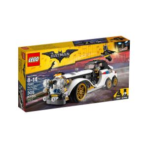 LEGO THE PENGUIN ARTIC ROLLER 70911