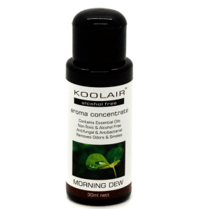 KOOLAIR MORNING DEW AROMA SOLUTION PURIFIER/HUMIDIFIER 30 ML