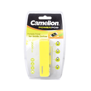 CAMELION POWER BANK 2.000 MAH - KUNING