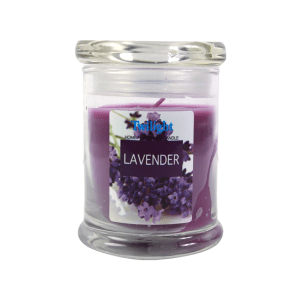 TWILIGHT LAVENDER CANDLE JAR  - UNGU