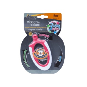 TOMMEE TIPPEE CLOSER TO NATURE TEETHER STAGE 3 - PINK