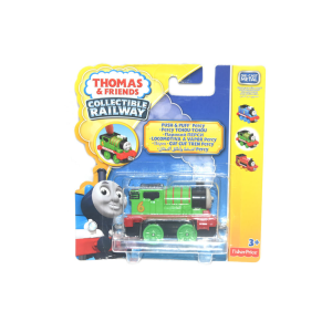 THOMAS AND FRIENDS - PUSH AND PUFF