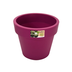 ELHO GREEN BASIC TOP PLANTER POT TANAMAN 30 CM - UNGU