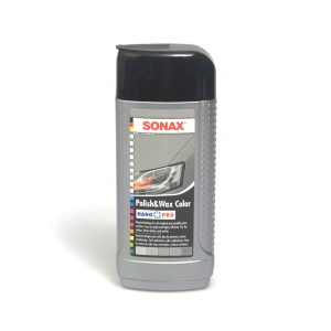 SONAX POLISH & WAX COLOUR NANO PRO - SILVER/ABU-ABU