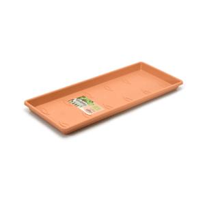 ELHO GREEN BASIC TROUGH ALAS POT 40 CM - COKELAT