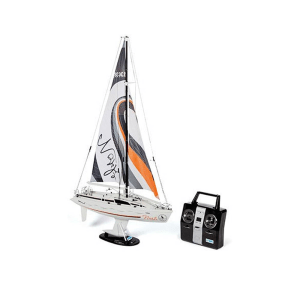 HOBBY ENGINE PREMIUM LABEL R/C NOBLE SAILBOAT
