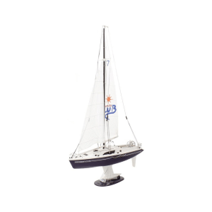 HOBBY ENGINE PREMIUM LABEL R/C UNIVERSITY CLUB SAILBOAT