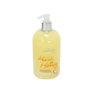 ASTONISH SABUN CUCI TANGAN MILK & HONEY 500ML