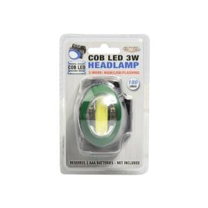 LAMPU SENTER KEPALA COB LED 3W