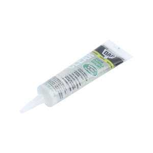 DAP CLEAR FLEXIBLE SEALANT LEM 147 ML - TRANSPARAN