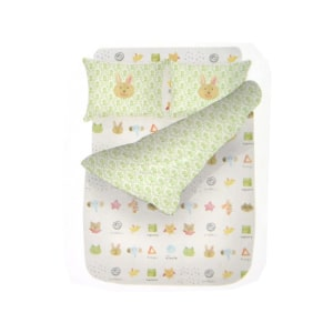 SET SARUNG BANTAL ANAK SWEET DREAM 2 PCS