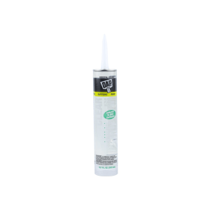 DAP CLEAR FLEXIBLE SEALANT LEM 300 ML - TRANSPARAN