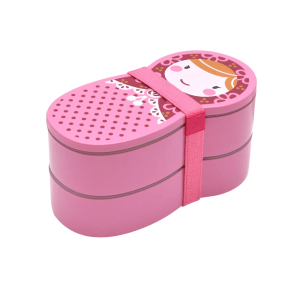 HISHINUMA TEMPAT MAKAN MOTIF TURKEY GIRL - PINK