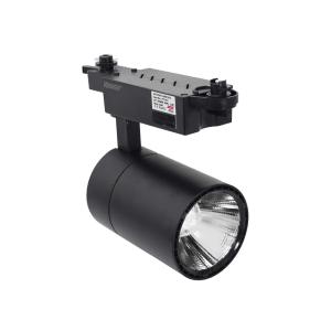 KRISBOW LAMPU LED SPOTLIGHT COB 25W - HITAM