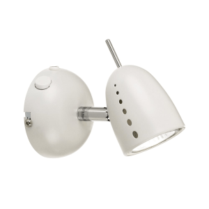 MARKSLOJD TOBO LAMPU DINDING - PUTIH