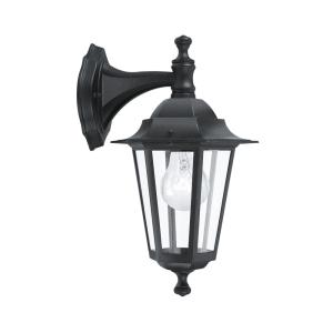EGLO LAMPU DINDING LATERNA4 - HITAM