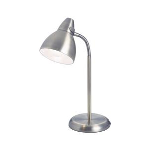 MARKSLOJD PARGA LAMPU MEJA - SATIN NIKEL