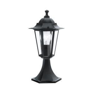 EGLO LATERNA 4 LAMPU HIAS TAMAN - HITAM