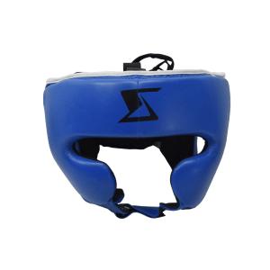 HEAD GUARD BOXING CLASSIC SIZE M - BIRU