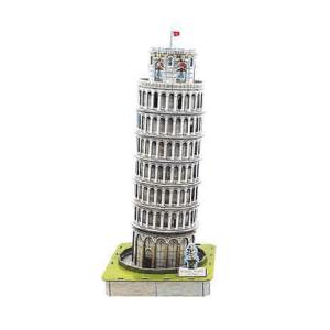SCHOLAS 3D PUZZLE POP OUT WORLD PISA