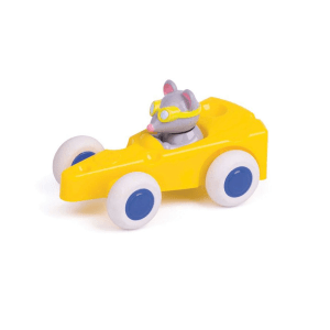 VIKING TOYS CUTE RACER CHEESE CAR MOUSE