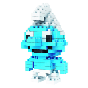 LOZ DIAMOND BLOCK SMURFS 9311